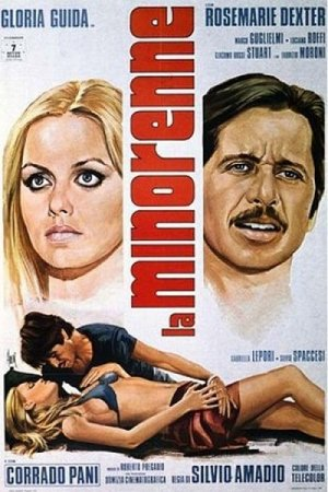 La minorenne / The Underage Girl (1974) [ Italian sex comedy ]