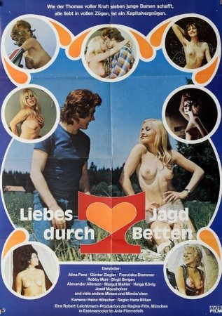 Liebesjagd durch 7 Betten / I Like the Girls Who Do (1973)