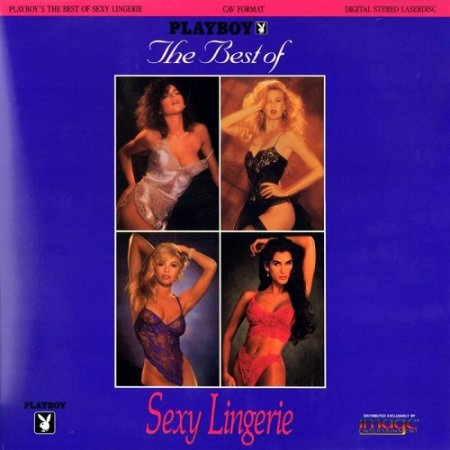 Playboy: The Best Of Sexy Lingerie (1992)