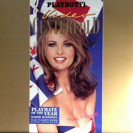 Playboy Video Centerfold: Playmate of the Year Karen McDougal (1998)
