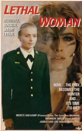 Lethal Woman / The Most Dangerous Woman Alive (1988)