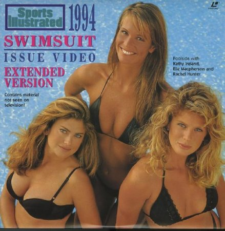 Sports Illustrated 1994 Swimsuit Issue Video: Extended Version (1994)
