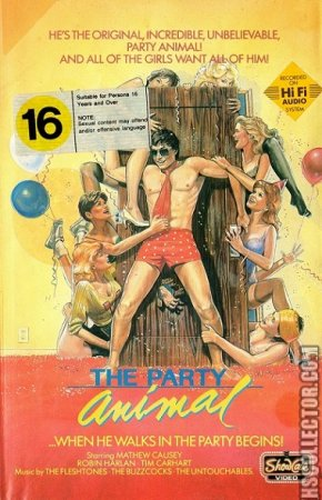 The Party Animal (1984)