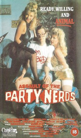 Assault of the Party Nerds (1989)