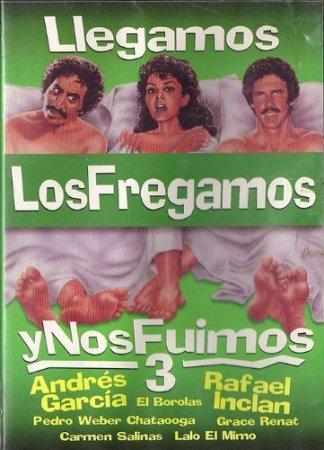 Llegamos, Los Fregamos y Nos Fuimos 3 (1988)
