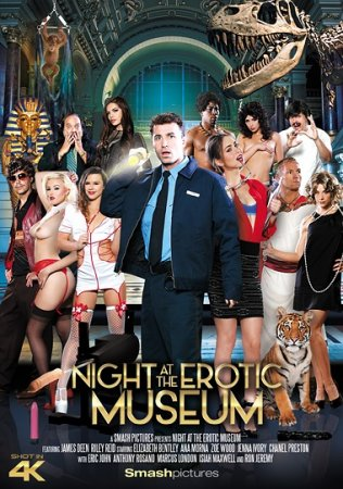 Night At The Erotic Museum (SOFTCORE VERSION / 2015) HDTVRip 1080p