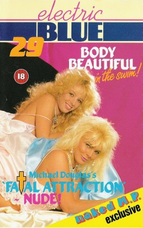 Electric Blue 29: Body Beautiful (1988) UK version
