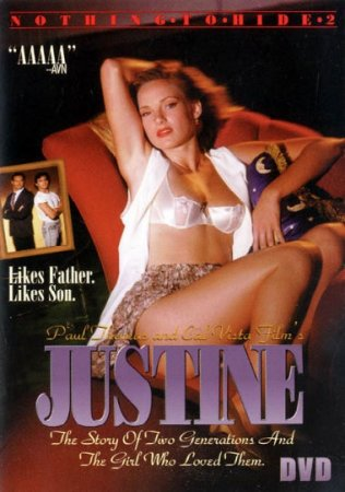 Nothing to Hide II: Justine (SOFTCORE VERSION / 1993)