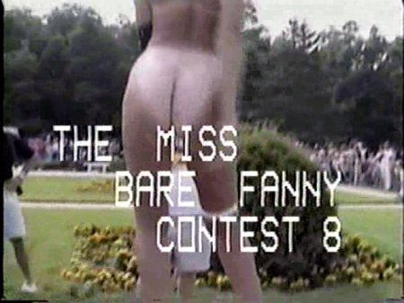 Miss Bare Fanny Contest 8 (1991)