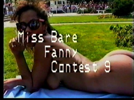 Miss Bare Fanny Contest 9 (1992)