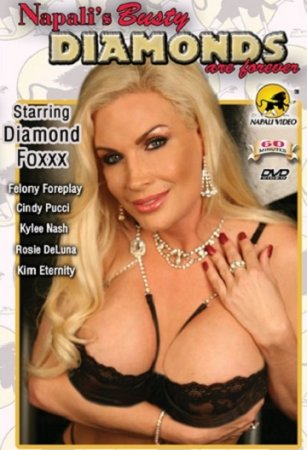 Napali's Busty Diamonds Are Forever (2010)