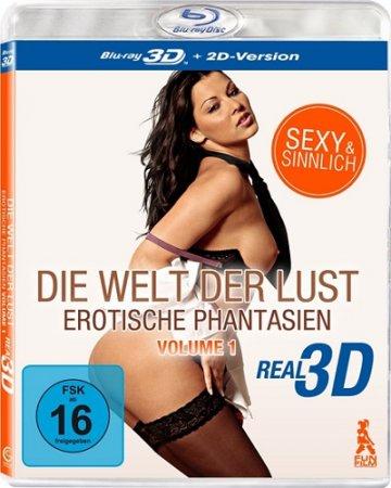 Die Welt der Lust: Erotische Phantasien (Volume 1 / 2011) 2D version