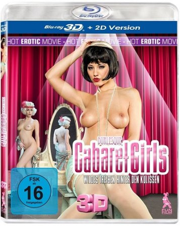 Burlesque Cabaret Girls (2011) 2D version