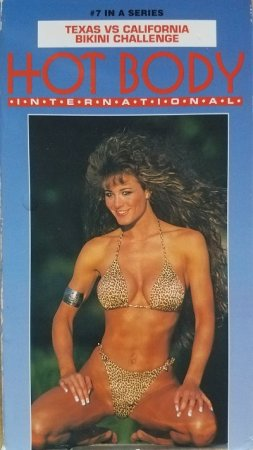 Hot Body: Texas vs California Bikini Challenge (1993)