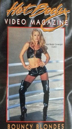 Hot Body Video Magazine: Bouncy Blondes (1997)