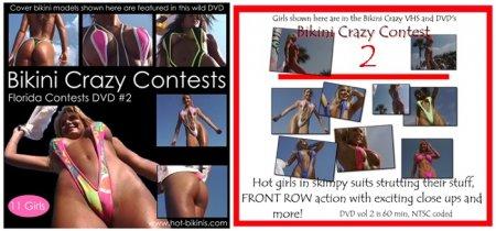 Bikini Crazy Contests - Florida Contest DVD 2