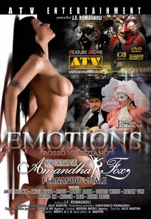 Emotions: Rosso Veneziano (SOFTCORE VERSION / 2011) HD 1080p