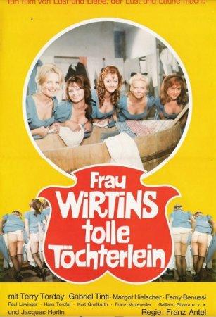 Frau Wirtins Tolle Tochterlein (1973)
