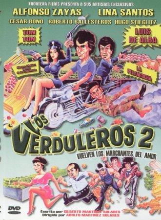 Los verduleros 2 (1987)