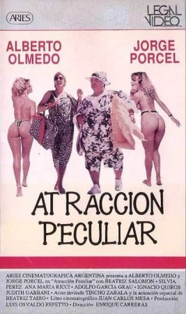 Atraccion peculiar (1988)
