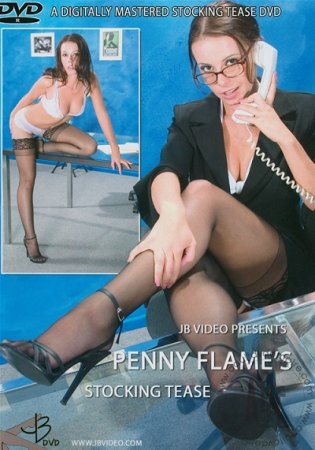 Penny Flame's Stocking Tease (2004)