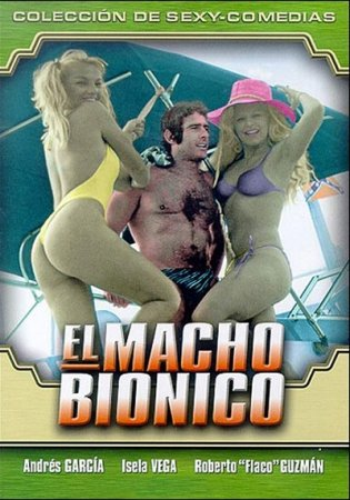 El macho bionico (1981)