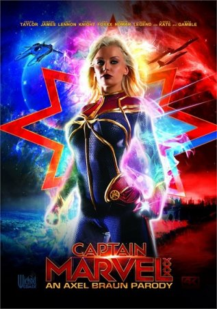 Captain Marvel XXX: An Axel Braun Parody (2019)