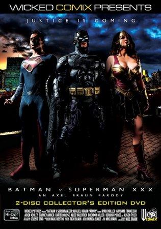 Batman V. Superman XXX: An Axel Braun Parody (2015)