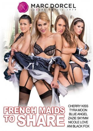 French Maids To Share (SOFTCORE VERSION / 2017)